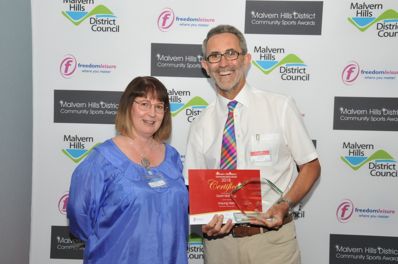 Nominations now open for Malvern Hills District Community Sports Awards